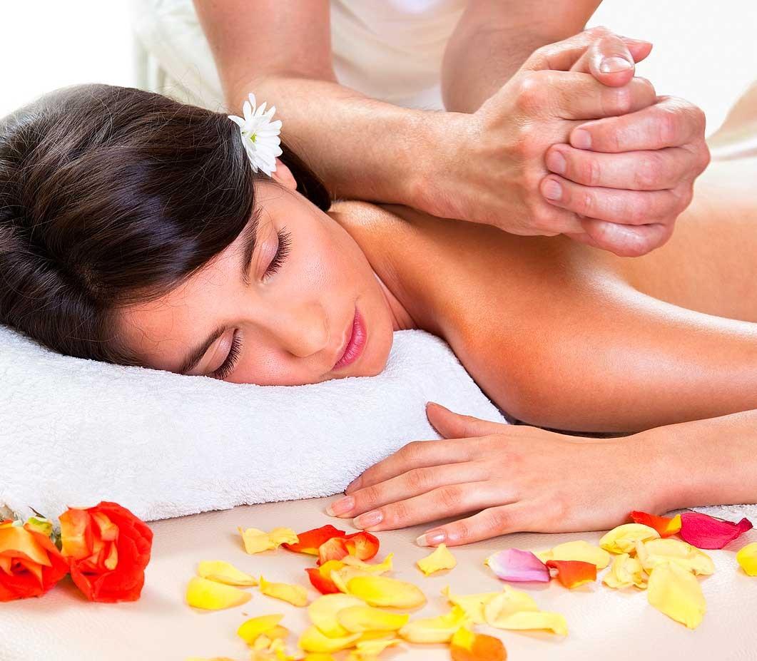 Massaggio cromo-aromaterapico