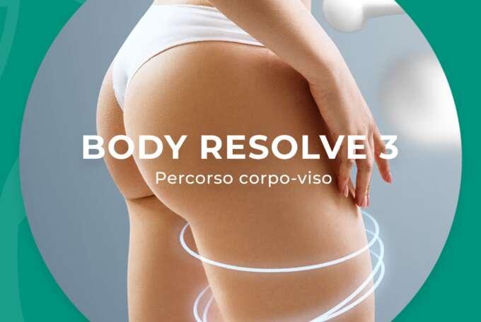 Body Resolve 3 – Trattamento specializzato contro la cellulite