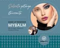 """MYBALM""                          make up remover"